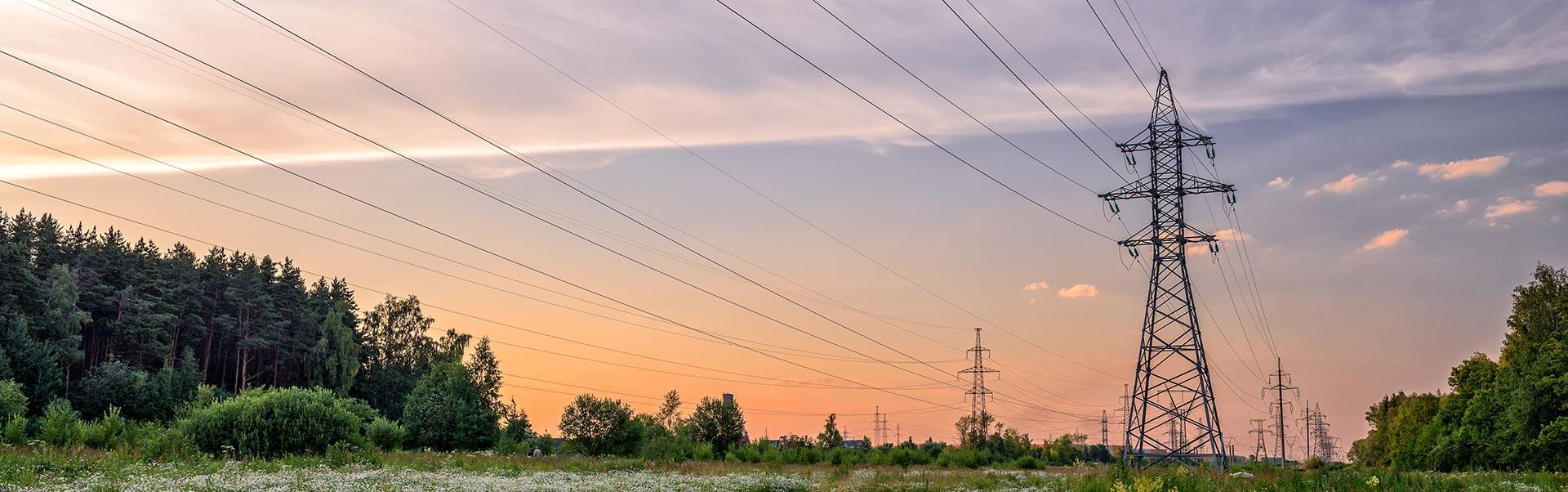Transmission line Power EIPIX EIPFX Infrastructure Fun